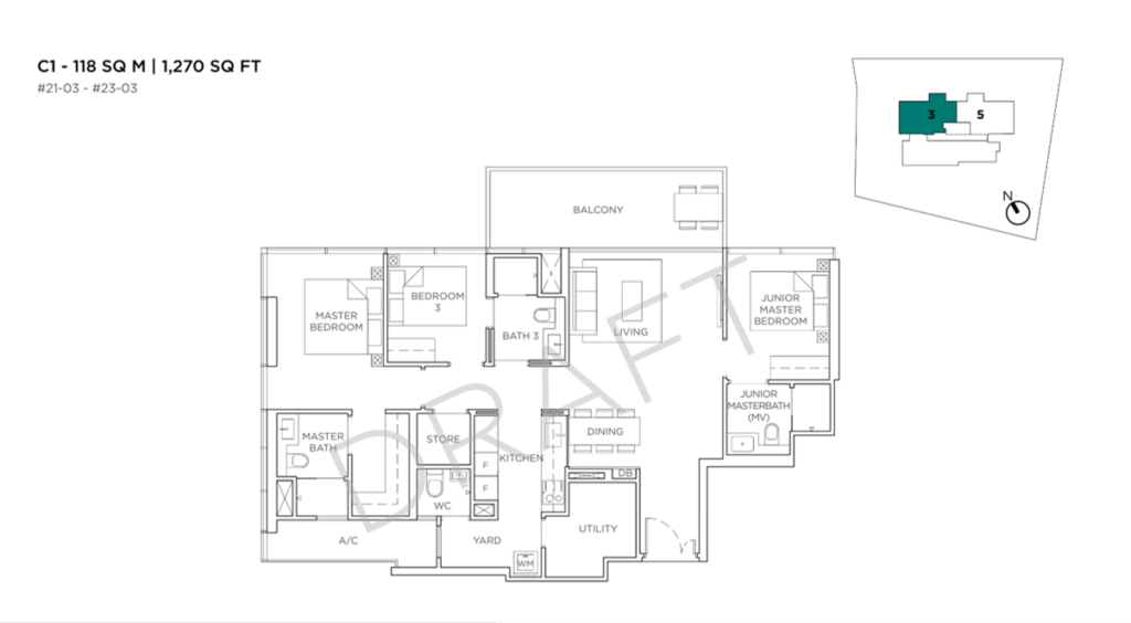 3 Cuscaden floor plan 09